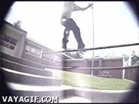 Enlace a El skate es bonito cuando sale bien, pero cuando no...