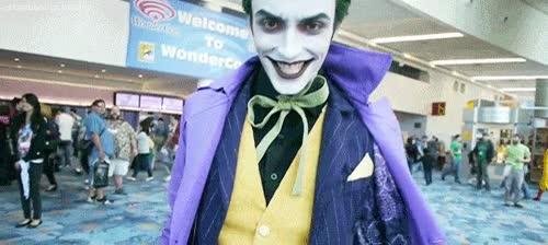 Enlace a El Joker más realista que te puedas encontrar en una convención