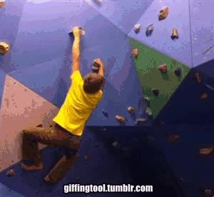 Enlace a El gran genio de la escalada indoor
