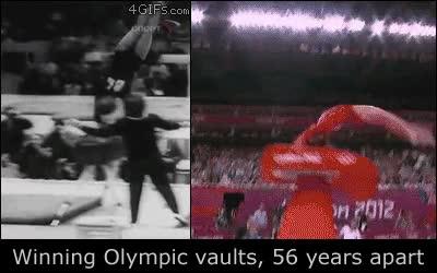 Enlace a Así ha evolucionado la gimnasia en los JJOO en 56 años