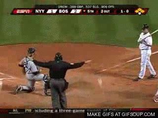 Enlace a El verdadero ninja del baseball