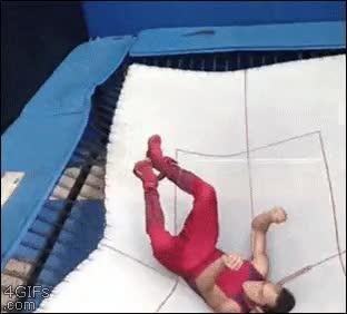 Enlace a Nada que envidiar en agilidad al mismísimo Spiderman