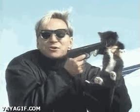 Enlace a ¡Haced lo que os digo o aprieto el gatillo! ¿Pero cuál de los dos?
