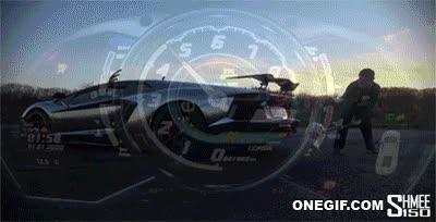 Enlace a ¿Quién necesita barbacoa teniendo un Lamborghini Aventador?