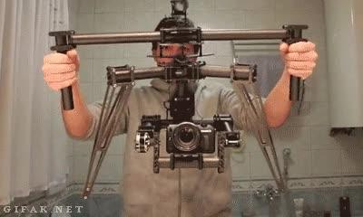 Enlace a Probablemente el estabilizador de imagen la cámara más eficaz de la historia
