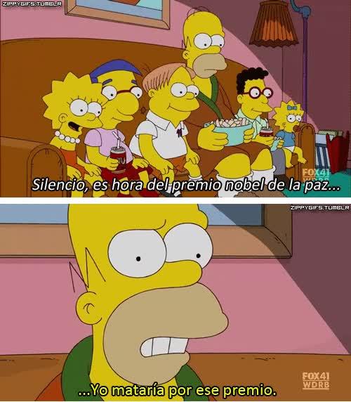 Enlace a Homer tiene algo en común con Obama