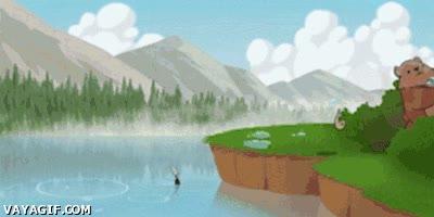 Enlace a Cuando estás pescando y...