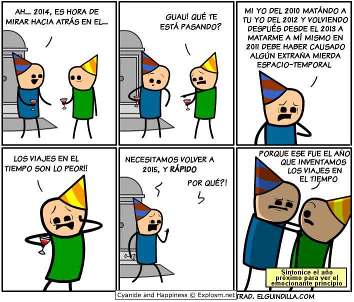 Enlace a ¡Feliz año... ¿Pero qué?