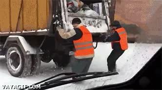 Enlace a En Rusia mola ser basurero