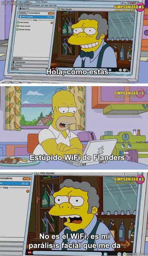 Enlace a La culpa no siempre es del WiFi