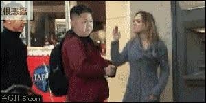 Enlace a Obama sigue con su espíritu troll hacia el presidente norcoreano