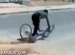 Enlace a Ya te dije que no te comprases la bici en los chinos...