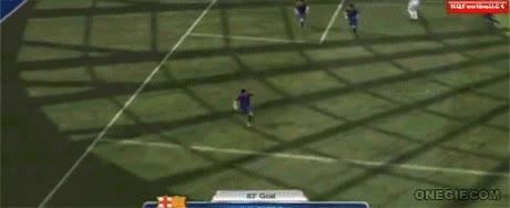 Enlace a Messi muere de manera muy inesperada en el FIFA 14
