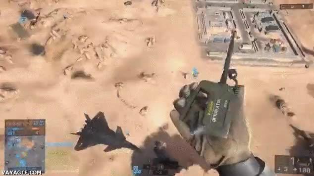 Enlace a Battlefield 4 y el uso de C4
