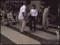 Enlace a Te dije que era muy malo bailando