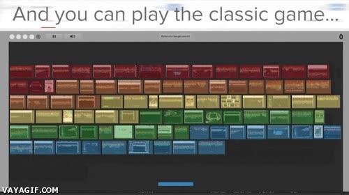 Enlace a Atari Breakout, ¡búscalo ya!