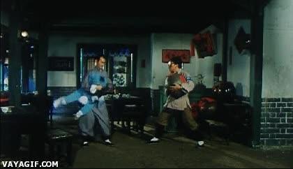 Enlace a Pues yo cuando hice artes marciales no me enseñaron estas técnicas