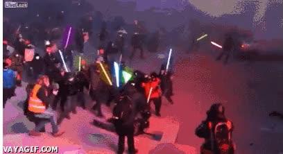 Enlace a Star Wars, versión Ucrania