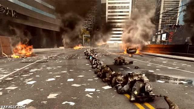 Enlace a Cuando te aburres de matar en el Battlefield 4