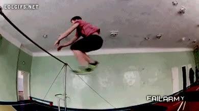 Enlace a El día que descubrió que la gimnasia no era su deporte ideal