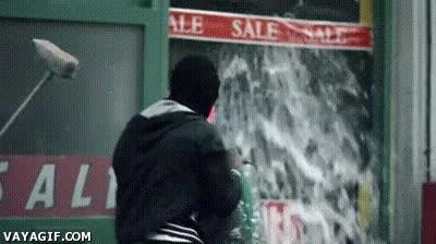Enlace a Dándole un uso más productivo al vandalismo