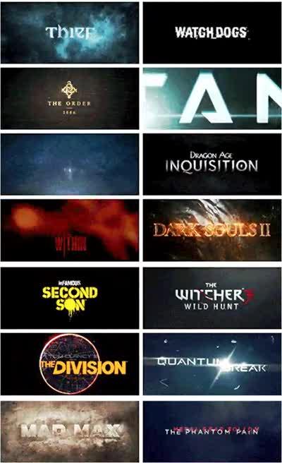 Enlace a Este 2014 en videojuegos va a ser increíble