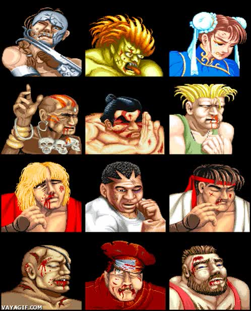 Enlace a Street Fighter, un clásico