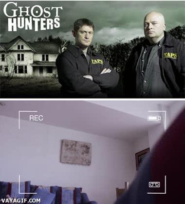 Enlace a Los cazadores de fantasmas