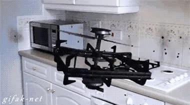 Enlace a Los Transformers han llegado a las cocinas