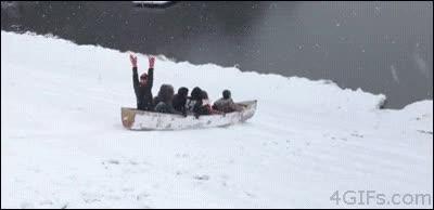 Enlace a Nueva manera de lanzarte por el agua