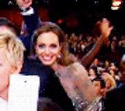 Enlace a Lo que no se vio en el selfie de los Oscars