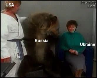 Enlace a La situación entre Rusia, Ucrania y Estados Unidos