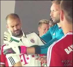 Enlace a Así recibieron a Guardiola en Munich