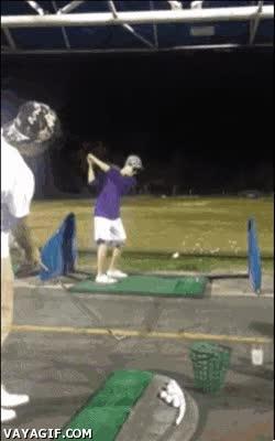 Enlace a Podría ser una nueva modalidad, golf por equipos