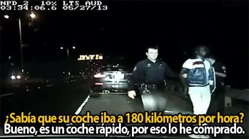 Enlace a Vacilando de coche hasta cuando te detiene la policía