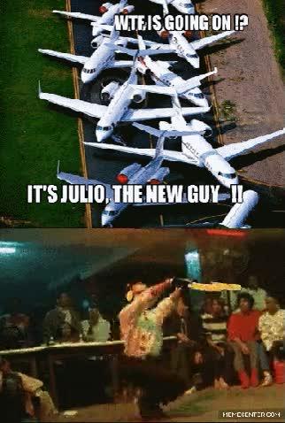 Enlace a El nuevo controlador aéreo