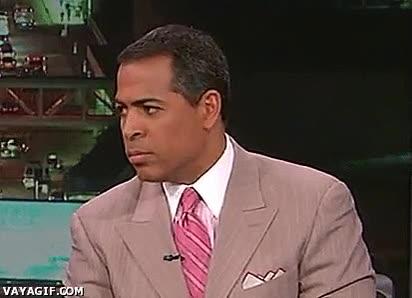 Enlace a Ésta es la cara que puso un presentador de telediario cuando empezó un terremoto en directo