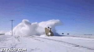 Enlace a Si un camión quita-nieves te parece impresionante, espera a ver esto...