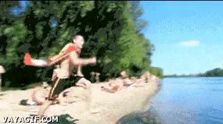 Enlace a ¡Apartad, Aquaman me necesita!