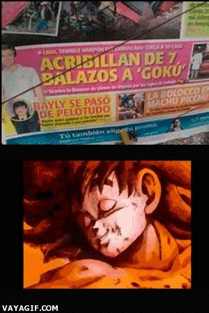 Enlace a Ni Goku se salva de la delincuencia callejera