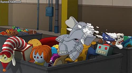 Enlace a Si Toy Story fuese real, ésta sería la reacción normal de la gente