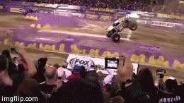 Enlace a Éste es el poder de los Monster Truck