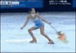 Enlace a A la mierda con el patinaje, yo quiero ser la nueva Sailor Moon