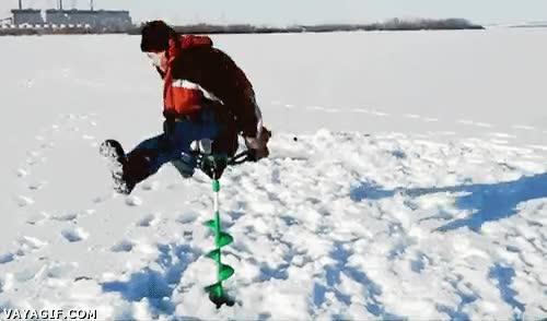 Enlace a En la nieve todo se convierte en algo divertido
