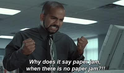 Enlace a El eterno drama de la impresora atascada