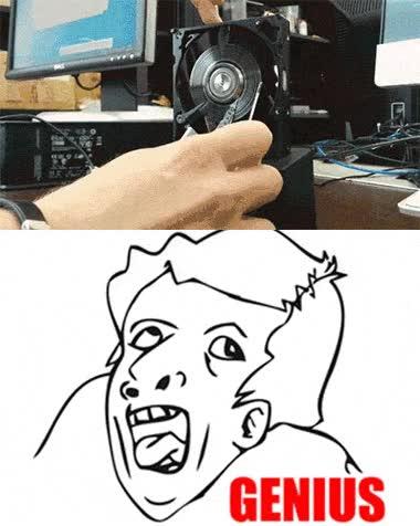 Enlace a Borrando el disco duro...
