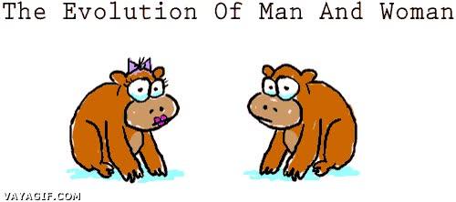 Enlace a La evolución es así de caprichosa entre hombres y mujeres