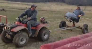 Enlace a ¿Quién dice que en el campo no saben pasarlo bien?