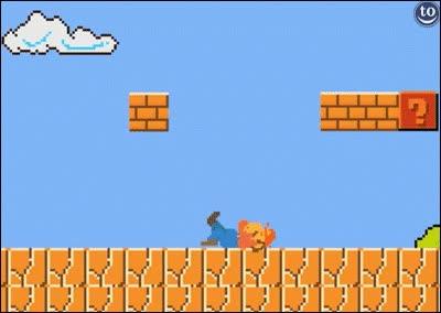 Enlace a ¿Cómo sería Mario Bros si fuera real?