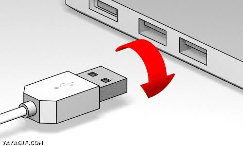 Enlace a El eterno bucle de los conectores USB